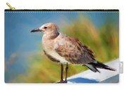 Sea Gull Of Boca Grande Carry-all Pouch