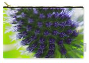 Sea Holly Carry-all Pouch