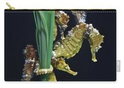 Sea Horse Carry-all Pouch