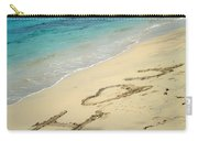 Sea I Love You Carry-all Pouch