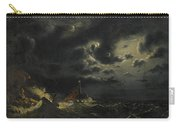 Sea In The Moonlight Carry-all Pouch
