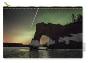 Sea Lion In The Dark Carry-all Pouch