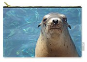Sea Lion Or Seal Carry-all Pouch
