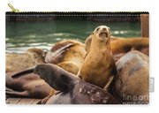 Sea Lion Pup Carry-all Pouch