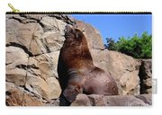 Sea Lion Carry-all Pouch
