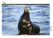 Sea Lion Sing Carry-all Pouch