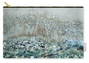 Sea Meets Sand Carry-all Pouch