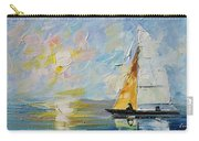Sea Morning New Original Carry-all Pouch