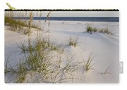 Sea Oats And Blue Sky Carry-all Pouch