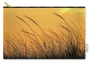 Sea Oats At Dusk Carry-all Pouch