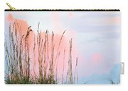 Sea Oats Carry-all Pouch by Kristin Elmquist