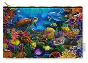 Sea Of Beauty Carry-all Pouch