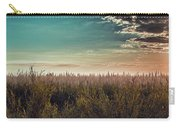 Sea Of Golden Tassels Carry-all Pouch