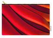 Sea Of Red Carry-all Pouch