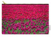 Sea Of Tulips Carry-all Pouch