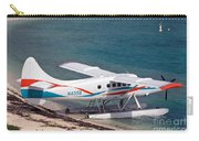 Sea Plane At Dry Tortugas National Park Carry-all Pouch