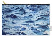 Sea Rhythms Carry-all Pouch