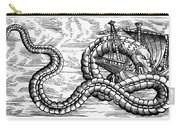 Sea Serpent, 1555 Carry-all Pouch