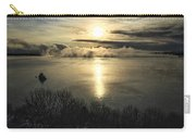 Sea Smoke At Sunrise Carry-all Pouch