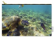 Sea Turtle #1 Carry-all Pouch