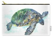 Sea Turtle #20 Carry-all Pouch