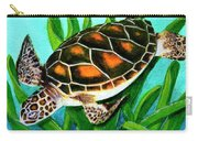 Sea Turtle Honu #352 Carry-all Pouch