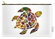 Sea Turtle Carry-all Pouch by Michael Colgate