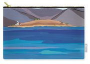Sea View And Chapel Carry-all Pouch