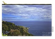 Sea View From Taormina Carry-all Pouch
