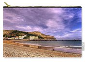Sea View Town Carry-all Pouch
