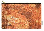 Sea Weathered- Abstract Art Carry-all Pouch