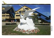 Seabird Statue Carry-all Pouch