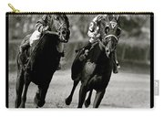 Seabiscuit Vs War Admiral, Match Of The Century, Pimlico, 1938 Carry-all Pouch