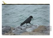 Seafaring Crow Carry-all Pouch