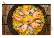 Seafood Paella  Carry-all Pouch