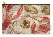 Seafood Restaurant Postcard Carry-all Pouch