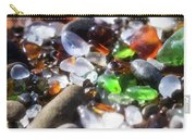Seaglass Background Carry-all Pouch
