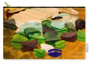 Seaglass Reflections Carry-all Pouch