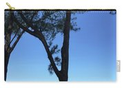 Seagrapes And Pines Carry-all Pouch