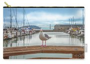 Seagull At Pier 39 Carry-all Pouch