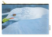 Seagull Departing Close-up Carry-all Pouch