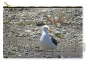 Seagull In Patagonia Carry-all Pouch
