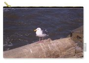 King Of The Seagulls Carry-all Pouch