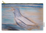 Seagull  On Seashore Carry-all Pouch