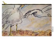 Seagull Salute Carry-all Pouch