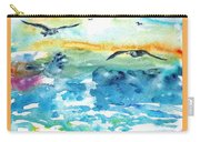 Seagull Seas Carry-all Pouch