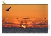 Seagull Sunrise Carry-all Pouch