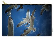 Seagulls Above Carry-all Pouch