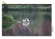 Seagulls At Lake Carry-all Pouch