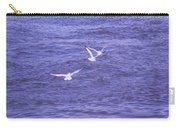 Seagulls Fishing Carry-all Pouch